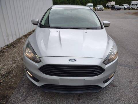 2016 Ford Focus for sale at CU Carfinders in Norcross GA
