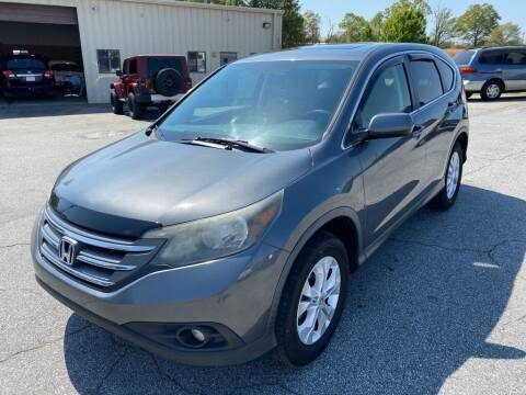 2013 Honda CR-V for sale at Brewster Used Cars in Anderson SC