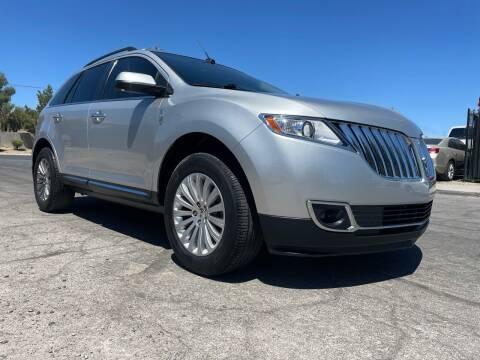 2011 Lincoln MKX for sale at Boktor Motors in Las Vegas NV