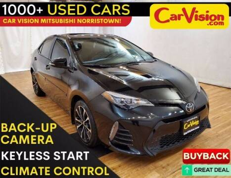 2019 Toyota Corolla for sale at Car Vision Buying Center in Norristown PA