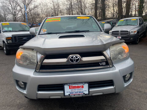 2006 Toyota 4Runner for sale at Elmora Auto Sales in Elizabeth NJ