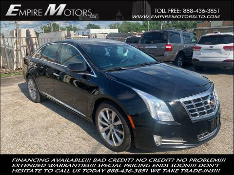 2014 Cadillac XTS for sale at Empire Motors LTD in Cleveland OH