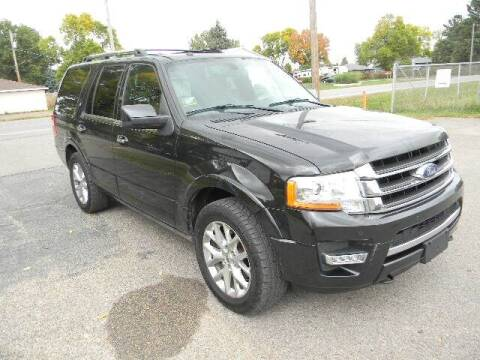 2015 Ford Expedition for sale at Northwest Auto Sales in Farmington MN
