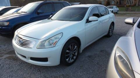 2008 Infiniti G35 for sale at Tates Creek Motors KY in Nicholasville KY