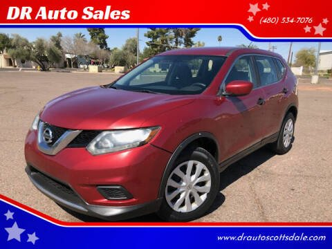 2016 Nissan Rogue for sale at DR Auto Sales in Scottsdale AZ