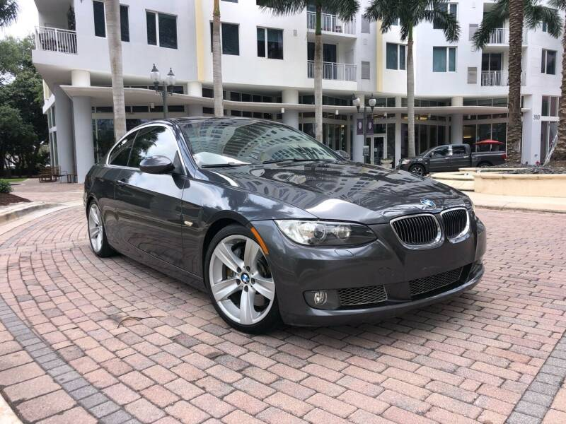 2008 BMW 3 Series for sale at Florida Cool Cars in Fort Lauderdale FL