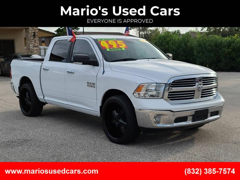 2014 RAM Ram Pickup 1500 for sale at Mario's Used Cars - Pasadena Location in Pasadena TX