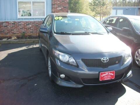 2009 Toyota Corolla for sale at Lloyds Auto Sales & SVC in Sanford ME