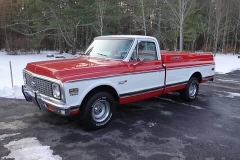 1972 Chevrolet C/K 10 Series for sale at Essex Motorsport, LLC in Essex Junction VT