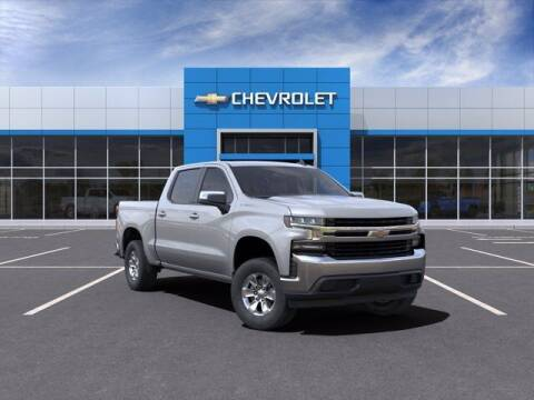 2021 Chevrolet Silverado 1500 for sale at Sands Chevrolet in Surprise AZ