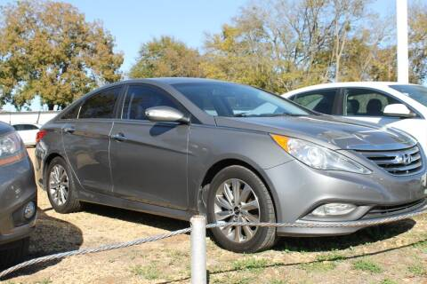 2014 Hyundai Sonata for sale at Abc Quality Used Cars in Canton TX