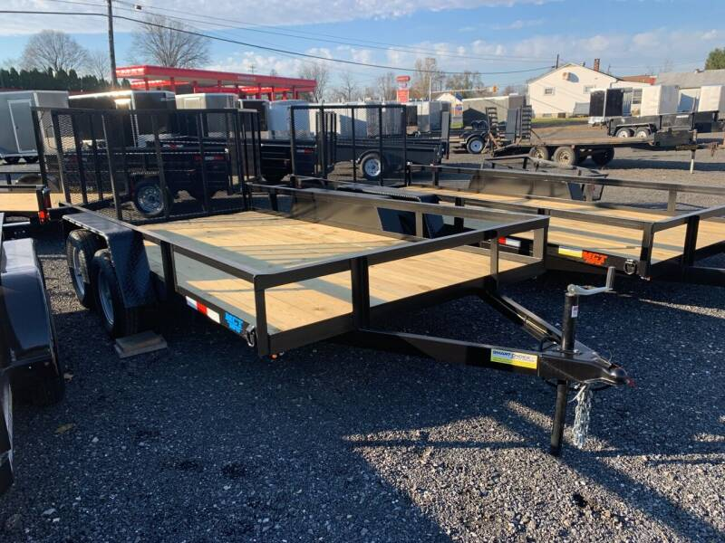 MCT 7x14 Landscape  for sale at Smart Choice 61 Trailers in Shoemakersville PA