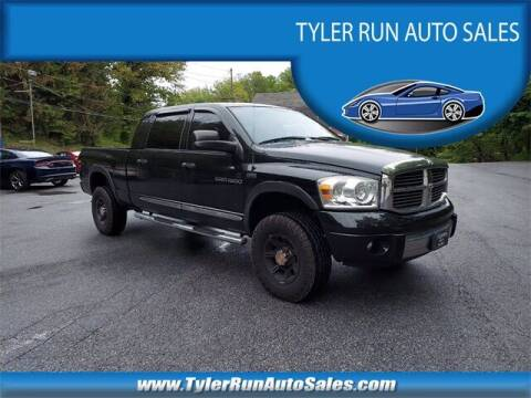 2007 Dodge Ram Pickup 1500 for sale at Tyler Run Auto Sales in York PA