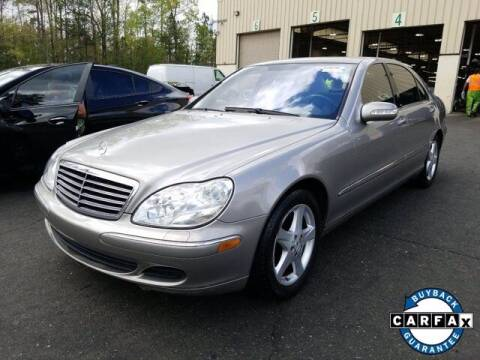 2005 Mercedes-Benz S-Class for sale at Carma Auto Group in Duluth GA