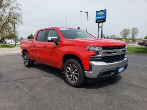 2020 Chevrolet Silverado 1500 for sale at Krajnik Chevrolet inc in Two Rivers WI