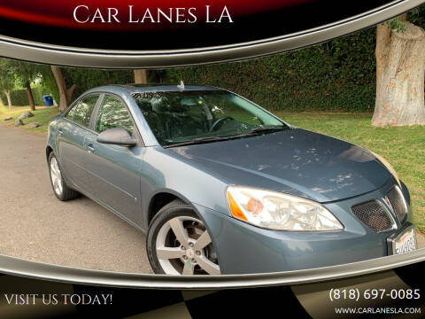 2006 Pontiac G6 for sale at Car Lanes LA in Valley Village CA