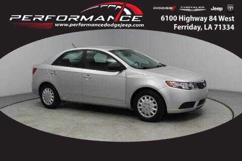 2011 Kia Forte for sale at Auto Group South - Performance Dodge Chrysler Jeep in Ferriday LA