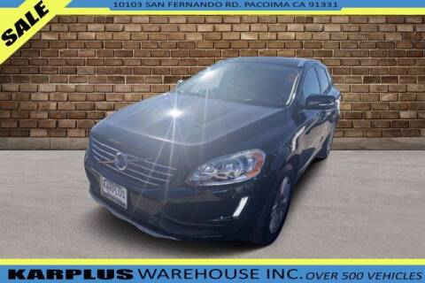 2016 Volvo XC60 for sale at Karplus Warehouse in Pacoima CA
