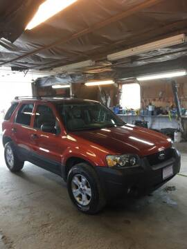 2006 Ford Escape for sale at Lavictoire Auto Sales in West Rutland VT