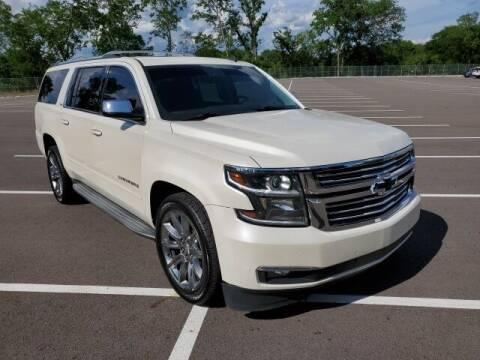 2015 Chevrolet Suburban for sale at CON ALVARO ¡TODOS CALIFICAN!™ in Columbia TN