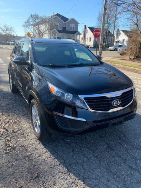 2011 Kia Sportage for sale at Reliance Auto Group in Staten Island NY