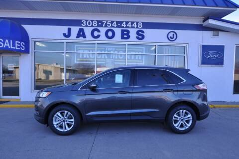 2020 Ford Edge for sale at Jacobs Ford in Saint Paul NE