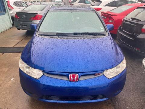2007 Honda Civic for sale at Polonia Auto Sales and Service in Hyde Park MA