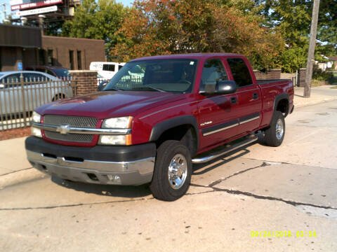 2004 Chevrolet Silverado 2500HD for sale at Fred Elias Auto Sales in Center Line MI