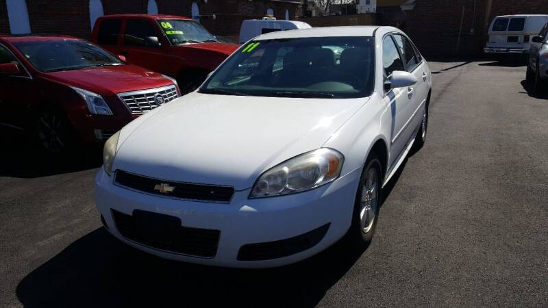 2011 Chevrolet Impala for sale at MOTTA AUTO SALES in Methuen MA