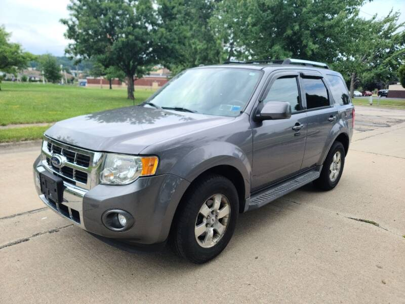 2010 Ford Escape for sale at World Automotive in Euclid OH