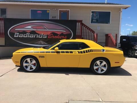 2010 Dodge Challenger for sale at Badlands Brokers in Rapid City SD