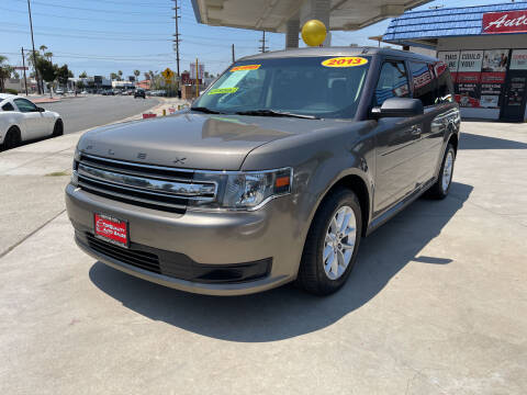 2013 Ford Flex for sale at Top Quality Auto Sales in Redlands CA