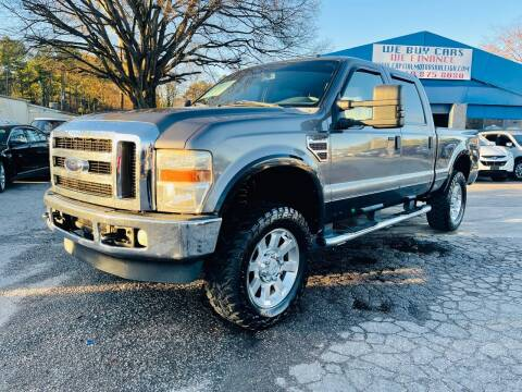 2008 Ford F-250 Super Duty for sale at Capital Motors in Raleigh NC