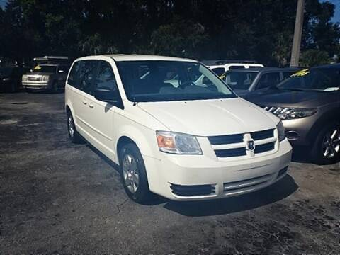 2010 Dodge Grand Caravan for sale at DONNY MILLS AUTO SALES in Largo FL