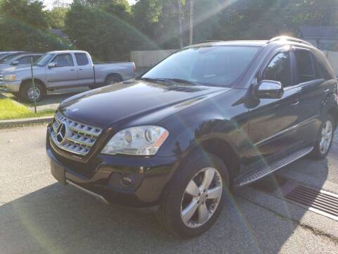 2009 Mercedes-Benz M-Class for sale at AMA Auto Sales LLC in Ringwood NJ