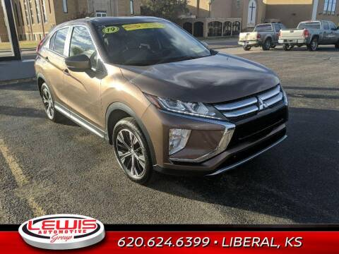 2019 Mitsubishi Eclipse Cross for sale at Lewis Chevrolet Buick Cadillac of Liberal in Liberal KS