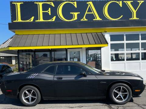 2010 Dodge Challenger for sale at Legacy Auto Sales in Toppenish WA