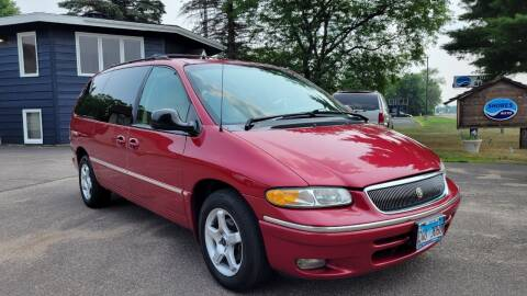 1997 Chrysler Town and Country for sale at Shores Auto in Lakeland Shores MN