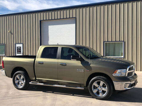 2013 RAM Ram Pickup 1500 for sale at TEXAS CAR PLACE in Lubbock TX