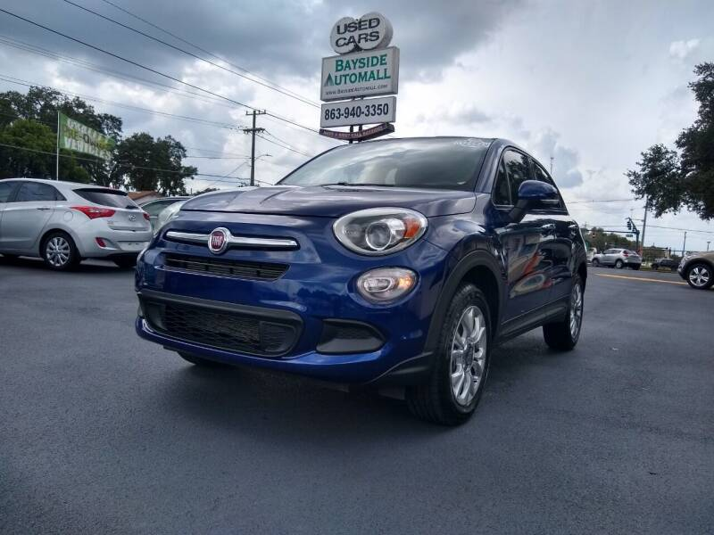 2016 FIAT 500X for sale at BAYSIDE AUTOMALL in Lakeland FL