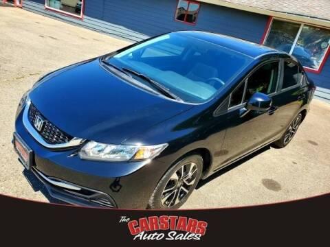2013 Honda Civic for sale at CARSTARS AUTO SALES in Olympia WA