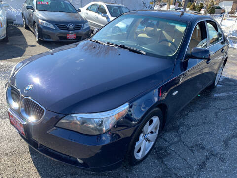 2006 BMW 5 Series for sale at STATE AUTO SALES in Lodi NJ