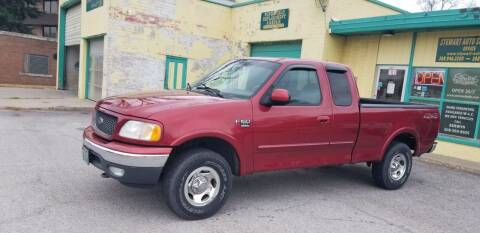 2001 Ford F-150 for sale at Stewart Auto Sales Inc in Central City NE