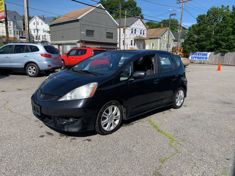 2011 Honda Fit for sale at Capital Auto Sales in Providence RI