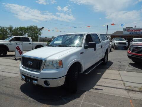 2007 Ford F-150 for sale at Dave's discount auto sales Inc in Clearfield UT