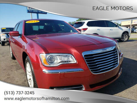 2013 Chrysler 300 for sale at Eagle Motors in Hamilton OH