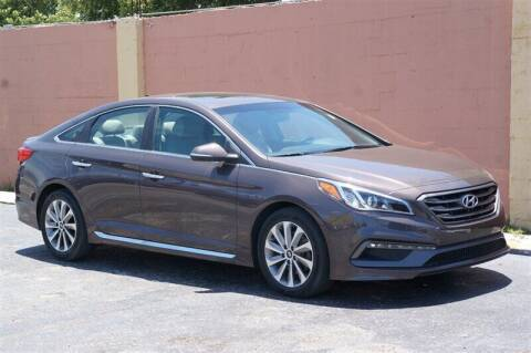 2016 Hyundai Sonata for sale at Concept Auto Inc in Miami FL