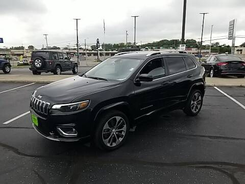 2019 Jeep Cherokee for sale at MIG Chrysler Dodge Jeep Ram in Bellefontaine OH