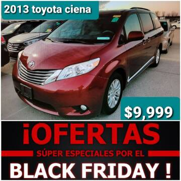 2013 Toyota Sienna for sale at U.S. Auto Group in Chicago IL
