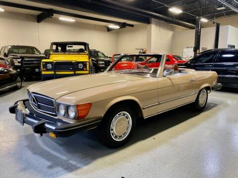 1975 Mercedes-Benz SL-Class for sale at Motorgroup LLC in Scottsdale AZ